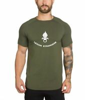 French Foreign Legion Etrangere Shirt Army Men Short Shirts Quick Dry