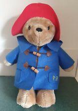 Rainbow Designs Paddington Bear Teddy Plush Toy. VGC