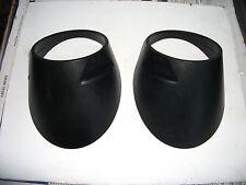 classic MINI 2 binnacle fresh air vent eyeball covers, cooper clubman estate etc