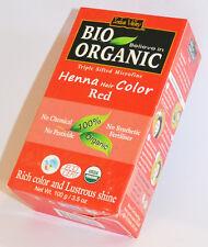 Herbal Henna Powder Hair Colour Burgundy 6 Sachets