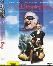 THE WHIPPING BOY - GEORGE C SCOTT MATHILDA MAY COMEDY DVD MOVIE
