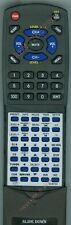 Replacement Remote for MCINTOSH HR070, C2300, MVP871