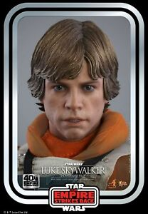 Hot Toys 1/6 Luke SkywalkerTM (SnowspeederTM Pilot) 40th Anniversary MMS585