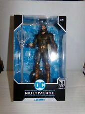 McFarlane Toys Aquaman DC Multiverse 2021 061621DMT