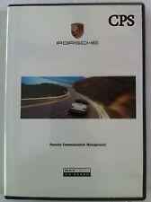08.2003 PORSCHE COMMUNICATION MANAGEMENT NAVIGATION PCM DVD SET EAST WEST v 2003