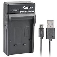 Kastar FV50 SLIM USB charger for Sony HDR-PJ50 PJ200 PJ230 PJ260V PJ50 PJ340