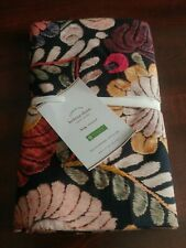 NWT Pottery Barn Helena Embroidered Floral King Sham