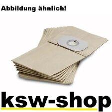 KÄRCHER Staubsaugerbeutel Filtertüten für SE MV 3 WD 3 NEU & OVP 6.959-130.0