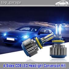 H11 LED Headlight Bulbs Kit for Chevrolet Silverado Suburban Impala Malibu Sonic