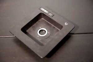 4x5 RECESSED Lens Board - compur 00 for Cambo SC cameras