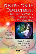 Positive Youth Development: Implementation of a Youth Program in a Chinese Conte