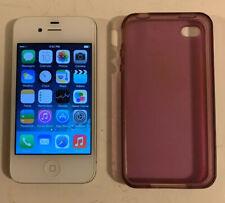 Apple iPhone 4 8GB White Verizon CDMA Smartphone A1349