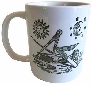 Landmarks of the Order (1) - Masonic Ceramic Mug - Ideal Raffle Prize