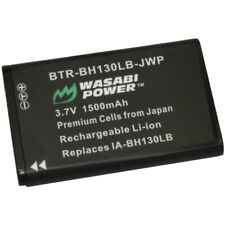 Wasabi Power Battery for Samsung IA-BH130LB