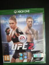 UFC 2  EDIZIONE  ITALIANA Xbox ONE  SIGILLATO