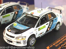 VITESSE 1/43 MITSUBISHI LANCER EVO EVOLUTION IX #50 ACROPOLIS RALLY GREECE 2008