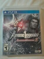 Dynasty Warriors 8: Xtreme Legends (Sony PlayStation 3, 2014) Complete Fast Ship