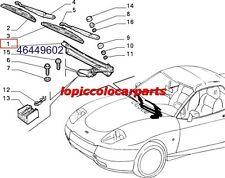 46449602/51742134 Tandem Tergivetro ant Completo di motorino Fiat Barchetta  Or