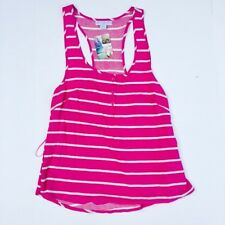 COTTON ON  Pink Violet Polly Woven Striped Tank Size Small