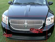 Fits 06-11 2011 Dodge Caliber Billet Grille Combo