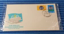 1973 Malaysia First Day Cover 25th Anniversary of the World Health Organisation