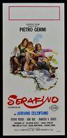 Plakat Serafino Adriano Celentano Pietro Keime Turina Klein Weihnachten N28