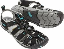 Keen Clearwater CNX Womens Walking Shoes Sandals Black Radiance