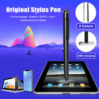 For IPad IPhone Active Original Stylus Touch Pen Smart Capacitive w/ USB Charger