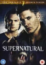Supernatural : The Complete Season 7 -DVD (6 Discs)- Jared Padalecki & J.Ackles