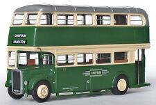 36001 EFE Leyland RTL Bus a due piani Chieftain Hamilton 1:76 Diecast Nuovo Regno Unito