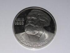 USSR 1 rouble 1983 Karl Marx 1988 H - Novodel - commemorative proof