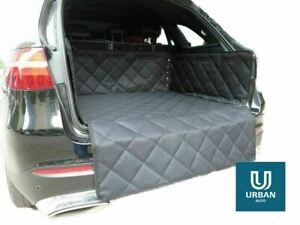 Fits Lancia Musa,Quilted Car Boot Liner Heavy Duty Durable Water Resistant
