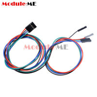 5Pcs 70cm 4Pin Cable set Female-Female Jumper Wire F Arduino 3D Printer Reprap