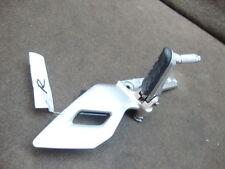 12 2012 HONDA VFR1200 VFR 1200 F VFR1200F FOOT PEG & BRACKET, FRONT RIGHT #Y75