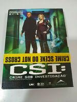 Csi Le Vegas Seconda Stagione Episodi 2.1-2.12 - 3 X DVD Inglese Portuguese
