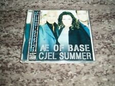 "Ace of base rare cd album promo japan + bonus track ""cruel summer"" avec obi"