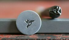 SUPPLY GUY 5mm Swallow Bird Metal Punch Design Stamp SGA-18, Made in the USA