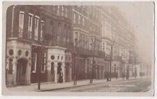 Collingham Gardens Kensington, London 1907 Cook RP Postcard B746