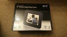 "8"" Wireless Digital Photo Frame With Remote"