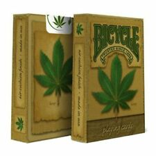 Bicycle Hemp Playing Cards NEW