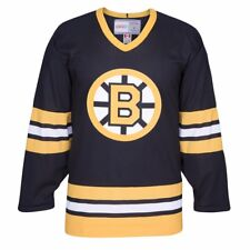 CCM Boston Bruins Black 2016 Alumni Winter Classic Team Premier Jersey L ae31fc867