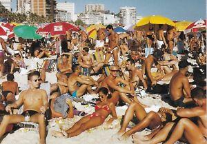 Ipanema Beach, Rio de Janeiro, Brazil, 1997, Photograph by Mario Testino