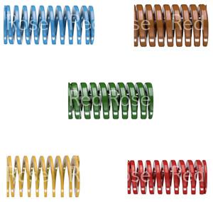 Heavy Load Duty Compression Die Spring, 10-22mm Diameter & Over 60mm Long JIS