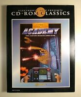 Wing Commander: Academy (PC, 1993) BIG BOX COMPLETE NEAR MINT