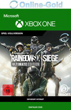 Xbox One Tom Clancy's Rainbow Six: Siege Ultimate Edition EU Microsoft Juego ES