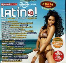 Latino 49 Planet Records  Prince Royce-Shakira  y Otros BRAND NEW SEALED CD