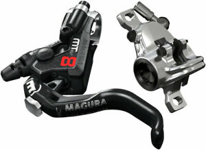Magura MT8 Pro Disc Brake and Lever - Front or Rear, Hydraulic, Post Mount,