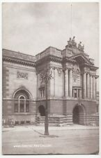 Bristol; The Art Gallery PPC, Unposted, By Photochrom, Sepiatone Series