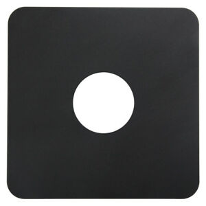 "Lens Board 110x110mm Copal #0 For Arca Swiss 6x9cm 4x5"" Large Format Camera"