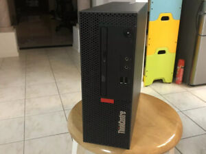 Lenovo M710e i5-7400 SFF 8GB DDR4 RAM 1TB HDD Desktop PC ThinkCentre Win10Pro